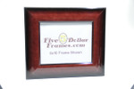 "800-330 2.75"" Mahogany High Gloss Lacquer Picture Frame"