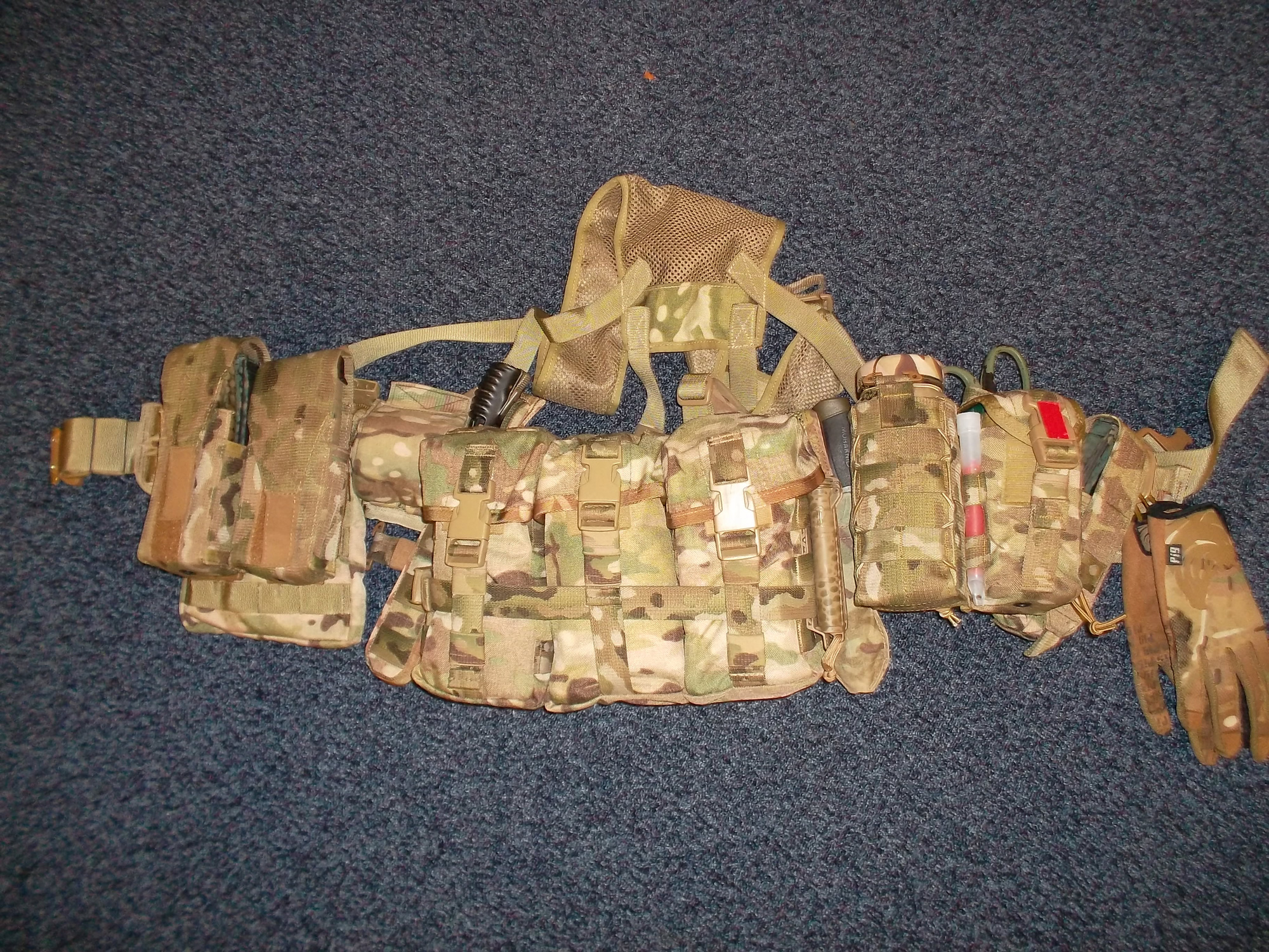 Full belt kit