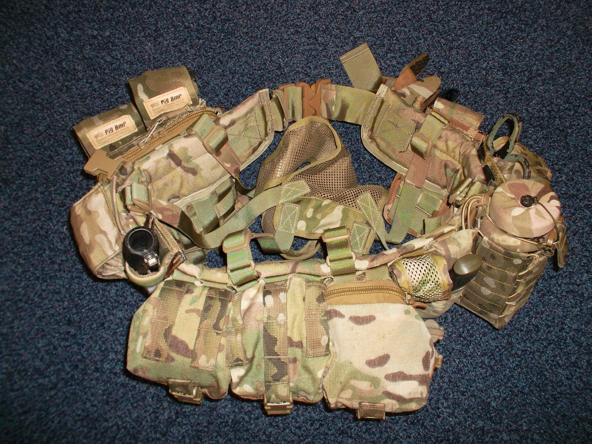 Full belt kit 2