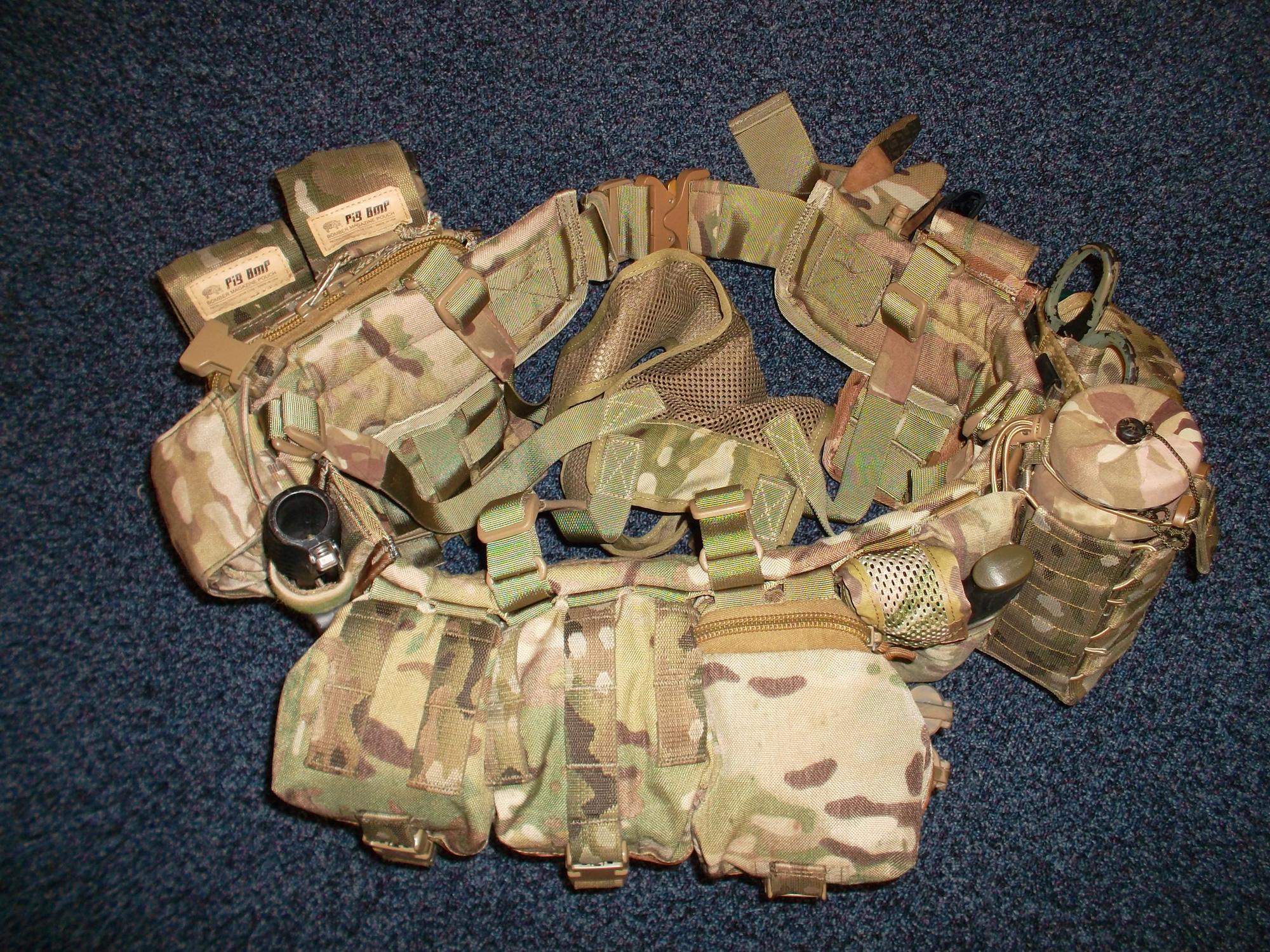 Full belt kit 2