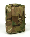 Hoplite Short Vertical Utility Pouch - Multicam, Coyote Brown or Black