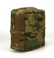 Hoplite 3x3 Utility Pouch - Multicam, Coyote Brown or Black