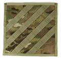 45 Degree Molle Panel - Large