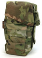 Medium Lidded Utility Pouch - QASM Buckle