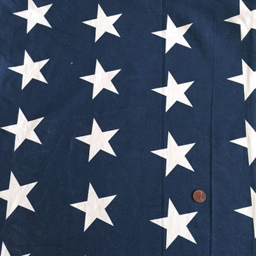 Moda Bar Harbor Star Bunting 19""