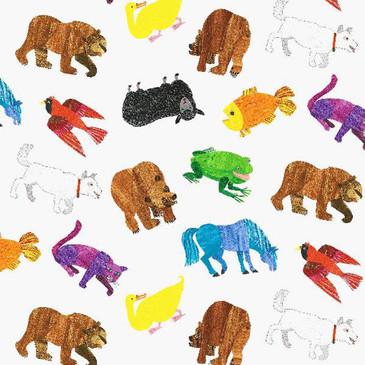 Andover Eric Carle - Brown Bear Brown Bear