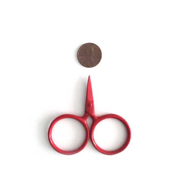 Red Putford Scissors