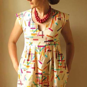 Made by Rae - Washi Dress