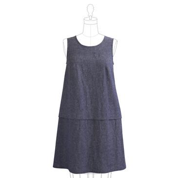 Grainline Studio - Willow Tank & Dress