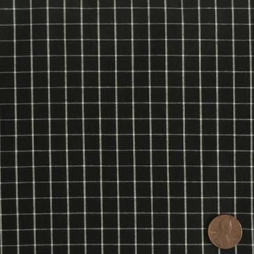 Sevenberry Black Grid