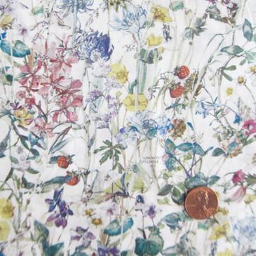Liberty Wild Flowers A (White)