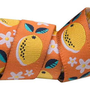 "Lemons on Mango by Jessica Jones- 7/8"""