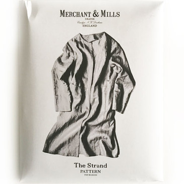 Merchant & Mills - The Strand Coat Pattern