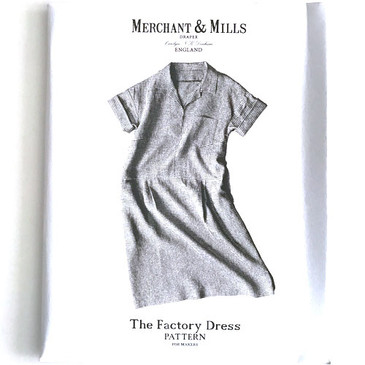 Merchant & Mills - The Factory Dress Pattern
