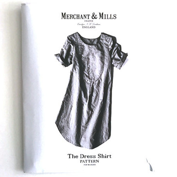 Merchant & Mills - The Dress Shirt Pattern