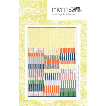 Carolyn Friedlander - Morris Lawn Quilt