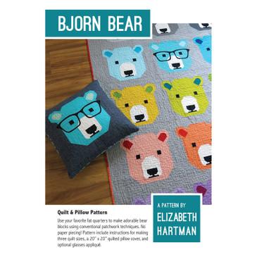 Elizabeth Hartman - Bjorn Bear