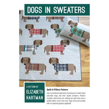 Elizabeth Hartman - Dogs in Sweaters
