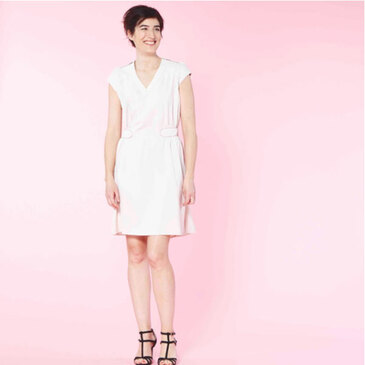Louis Antoinette - Plume Dress