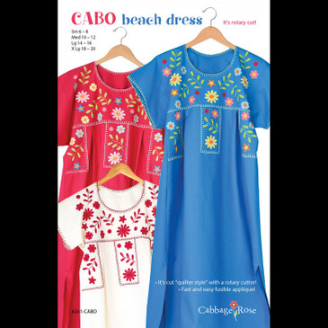 Cabbage Rose  - Cabo Dress