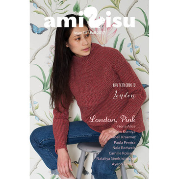 Amirisu - Issue 14 - Fall 2017 (London, Pink)