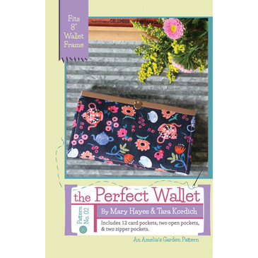 Amelia's Garden: The Perfect Diva Wallet