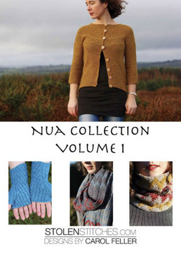 Nua Collection Volume 1 by Carol Feller