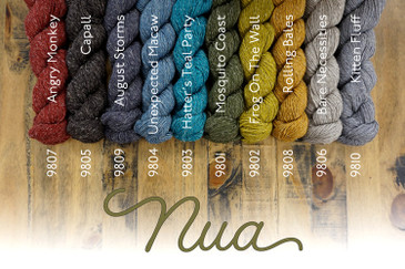 Stolen Stitches Nua by Carol Feller (50g)
