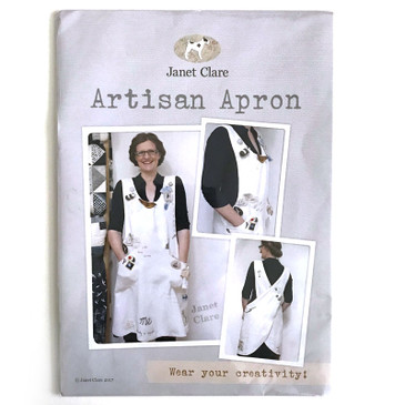 Janet Clare - Artisan Apron (New Version)