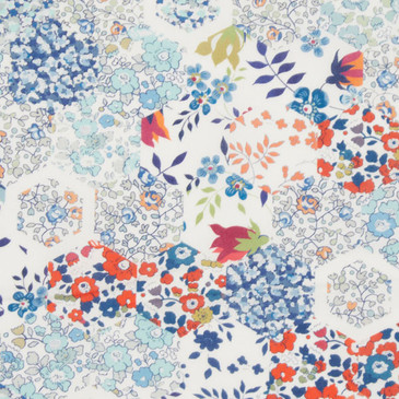 Liberty Patchwork Stories B-CW (Blue Red)