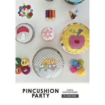 Jen Kingwell Collective - Pincushion Party