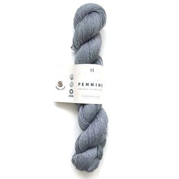 Henorius Pennine - Heron (Laceweight Romwarth Blend) - 50g