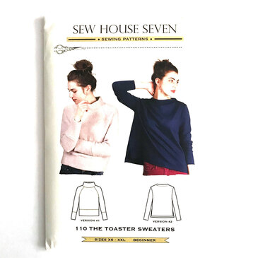 Sew House 7 - Toaster Sweaters