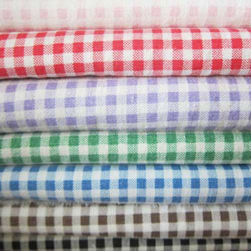 Yuwa Gingham (various colors)