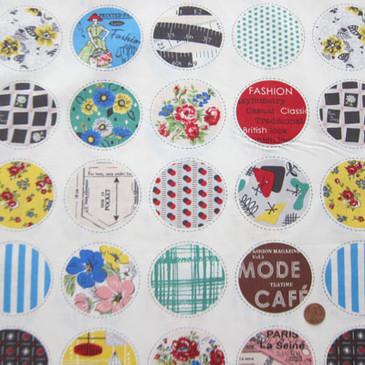 Yuwa Suzuko Koseki Dots (various colours)