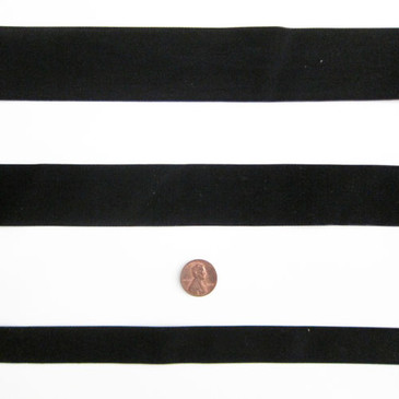 Black Velvet Ribbon - various sizes