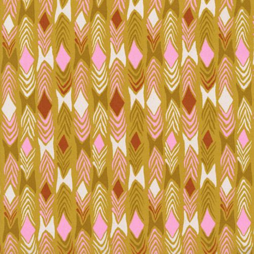 Diamondback - Goldenrod / Pink