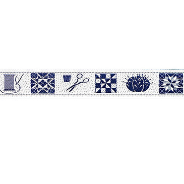 Laura Nicholson Foster Quilting Ribbon - 7/8""