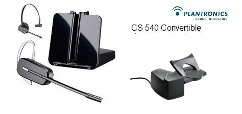 CS 540/HL10 combo