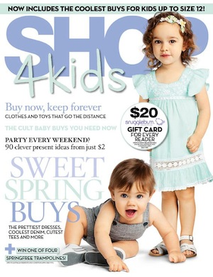 Shop4Kids features Denim Baby kids clothing online