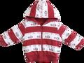 SOOKIbaby Owl Bunting Reversible Hooded Jacket