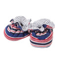 Bebe Ryder Reversible Booties