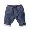 Bebe Ryder Chambray Pull on Pants (00 - 2)