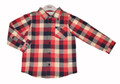Bebe Ryder Bold Check Shirt (00 - 2)