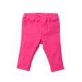 Bebe Nina Stretch Jegging - Hot Pink (000 - 18 mths)