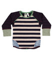 Oishi-m Bicycle Crew Jumper (size 6-9 months to 5-6 years)