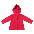 Bebe Penny Cable Knit Cardigan