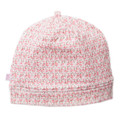 Bebe Layla Petal Print Beanie with Band