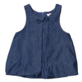 Bebe Layla Denim Bubble Dress
