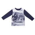 Fox & Finch Parker Dirt Bike Tee - (2-6)